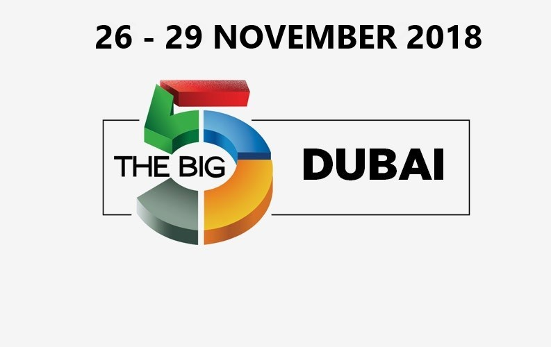 The BIG5 Dubai - Internationale Fachmesse Bauwesen und Konstruktion