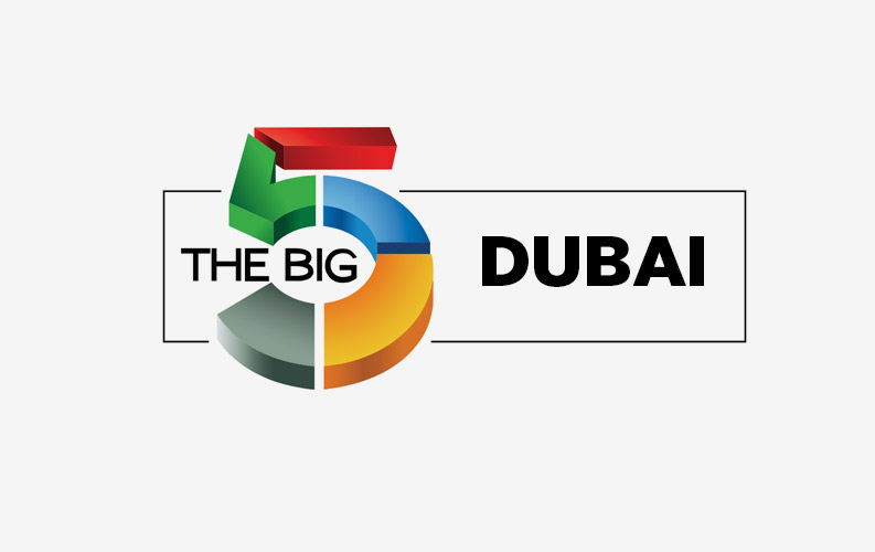Zum zweiten mal in The BIG5 Dubai - Internationale Fachmesse Bauwesen und Konstruktion